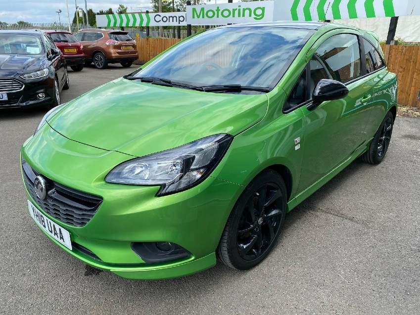 View VAUXHALL CORSA 1.4 75BHP ECOFLEX LIMITED EDITION 3DR APPLE CAR PLAY